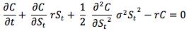 Bs equation