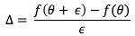 F d method