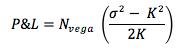 Vs formula